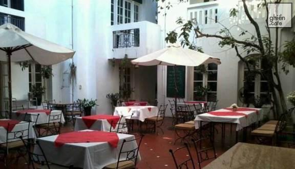 Goethe Cafe - Nguyễn Thái Học