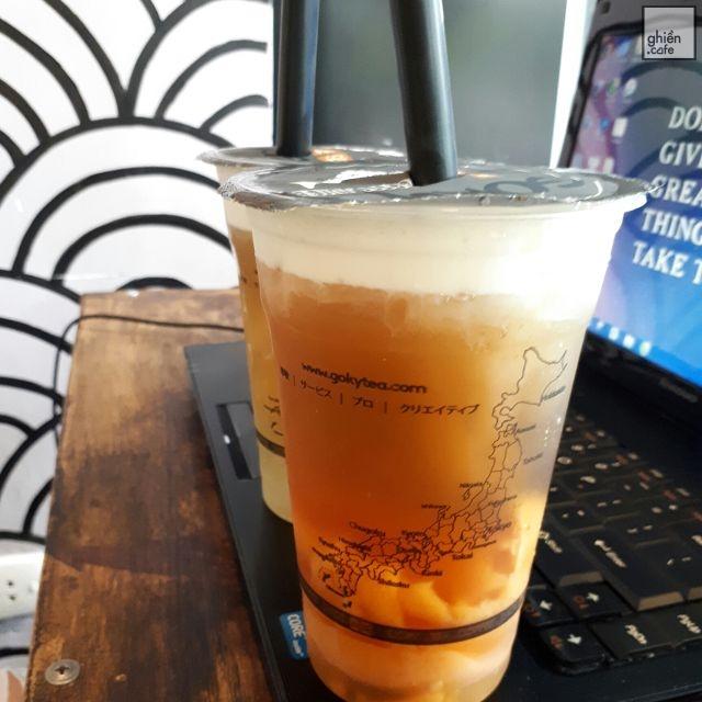Goky - Tea, Coffee & Juice - Hai Bà Trưng