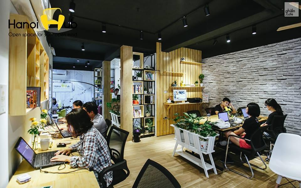 HanoiHub Coworking Space - Láng Hạ