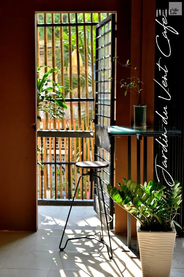 Jardin du Vent Cafe - Vườn của gió