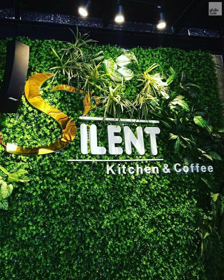 Silent - Kitchen & Coffee-Mai Xuân Thưởng