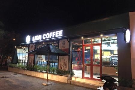 Lion Coffee - Linh Đàm