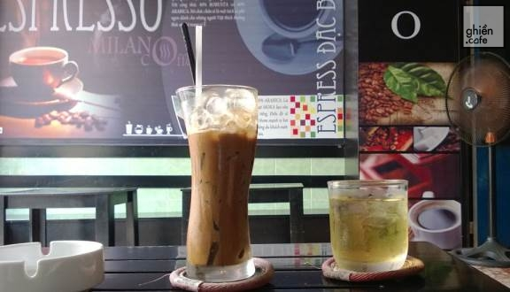 Milano Coffee - Nguyễn Huệ