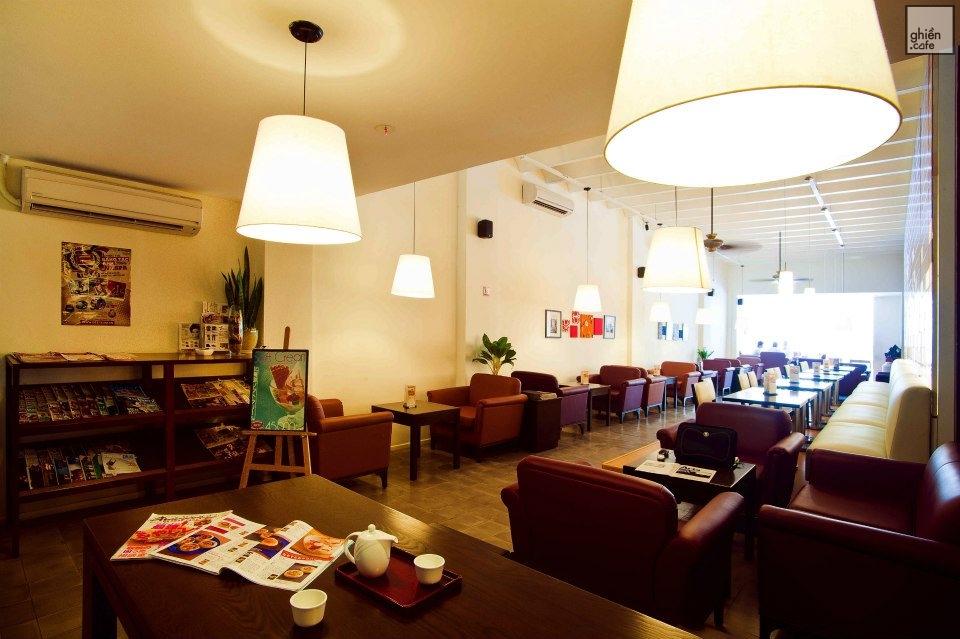 MOF Japanese Dessert Cafe - Saigon Pearl