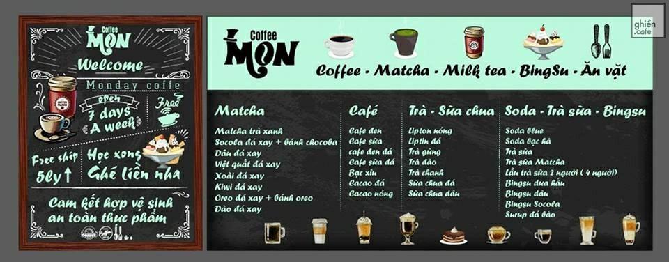 Mon Coffee-Nguyễn Mân