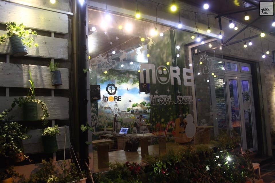 More Đà Lạt Coffee - Thủ Khoa Huân