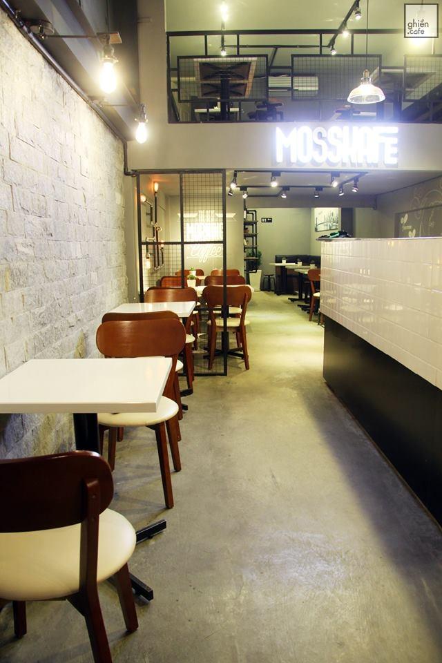 Moss Kafé - Đường 3 Tháng 2