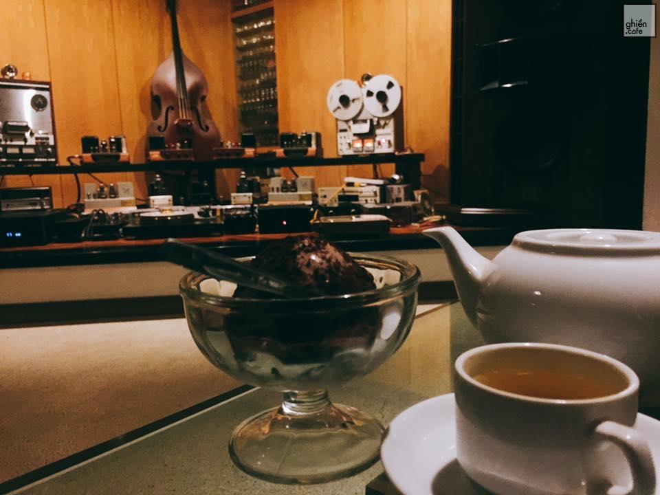 MP Audiophile Cafe - Huyền Trân Công Chúa