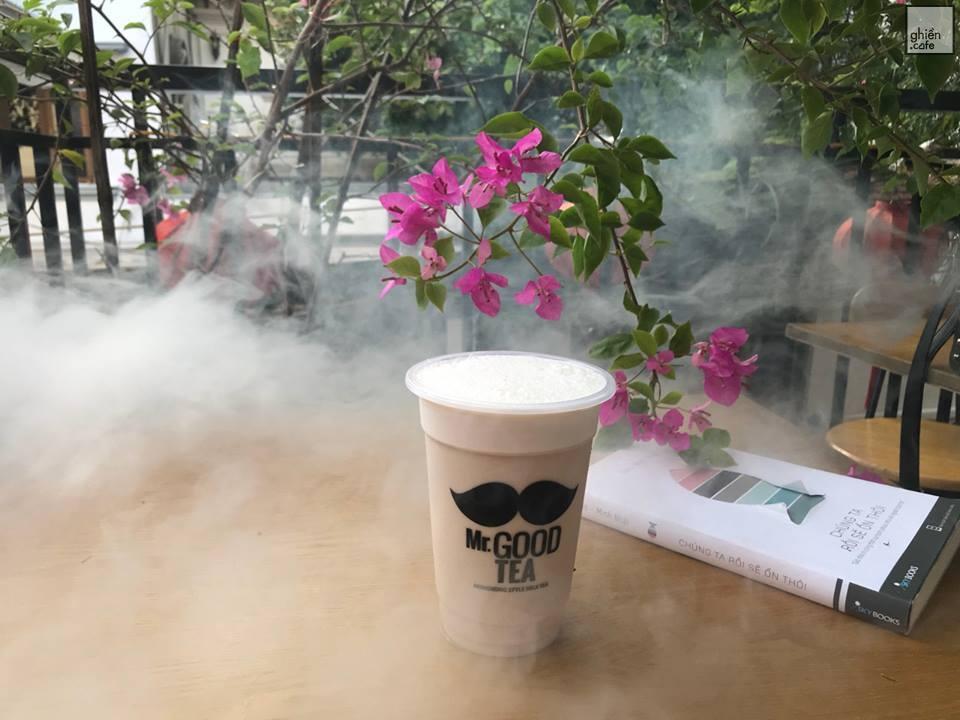 Mr Good Tea - Mai Động