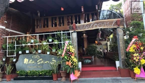 Nhà Sàn Cafe - Đồng Khởi