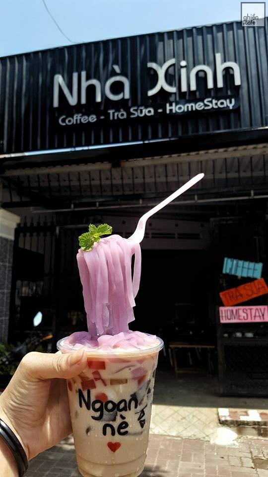 Nhà Xinh Coffee, Trà Sữa & Homestay-Võ Thị Sáu
