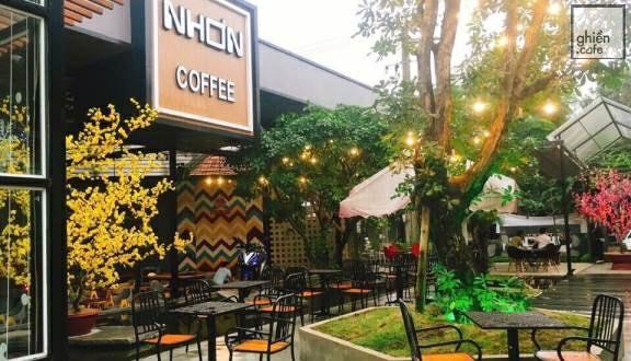 Nhơn Cafe-Hùng Vương