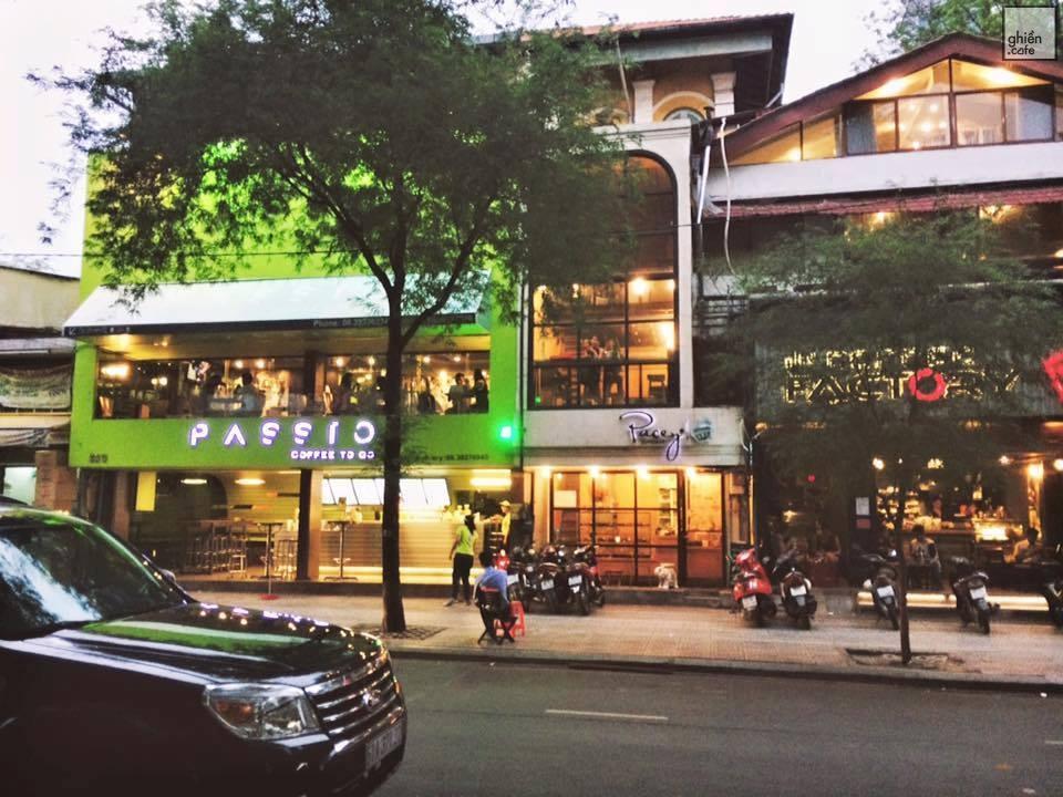 Passio Coffee - Huỳnh Văn Bánh