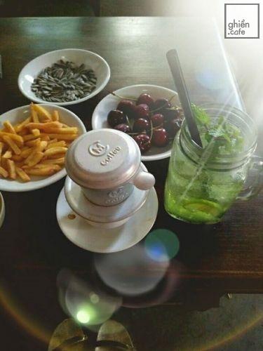 Sailing Dessert & Cafe - Tô Hiệu