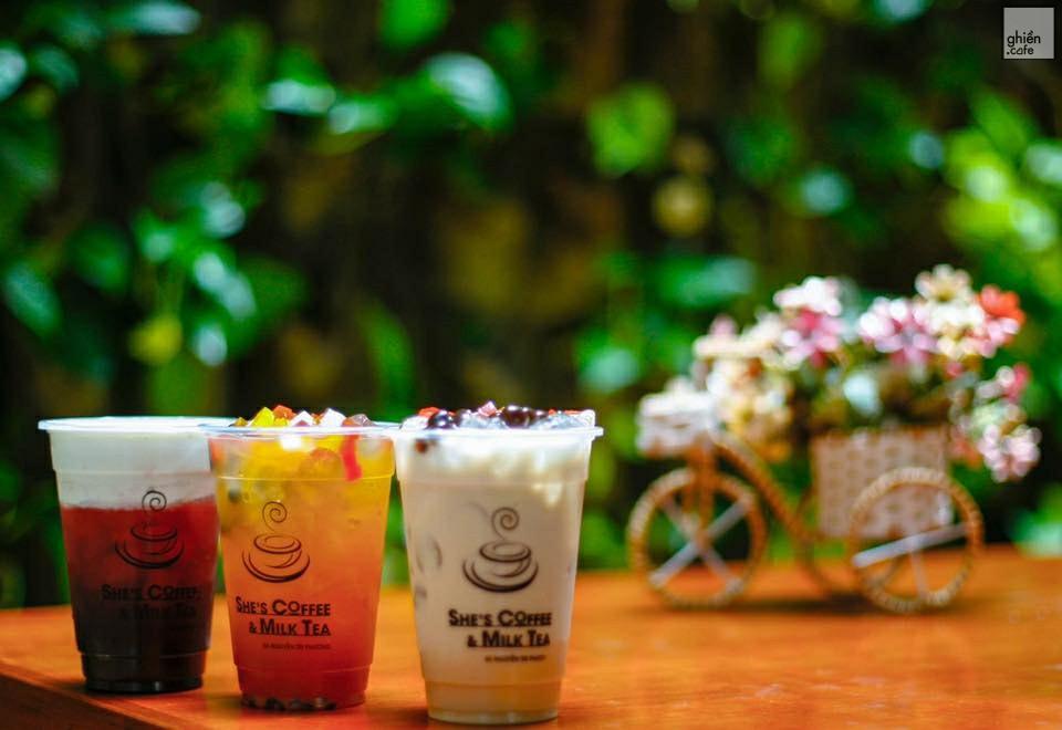 She's Coffee-Nguyễn Tri Phương
