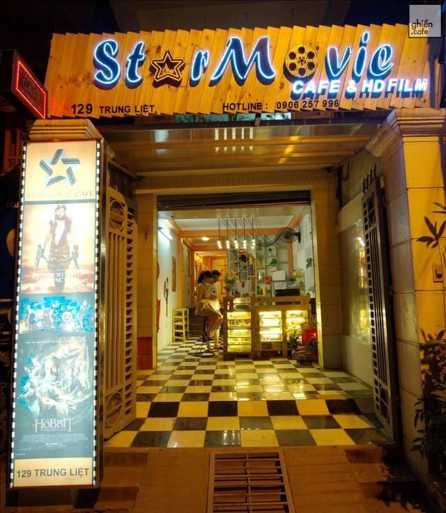 StarMovie Café - Trung Liệt