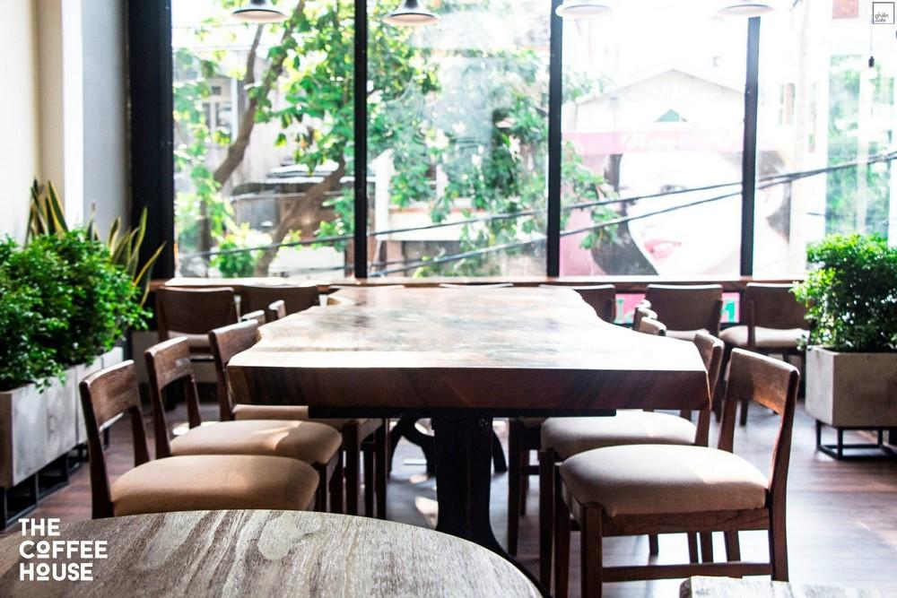 The Coffee House - Hoa Hồng