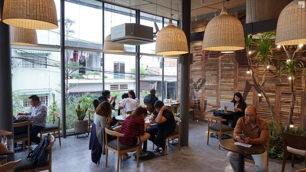 The Coffee House Nguyễn Thai Sơn Ghiền Cafe