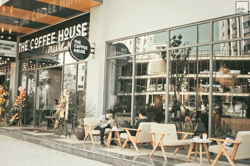 The Coffee House - Rice City Linh Đàm