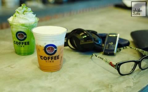 Time Coffee- Lê Văn Lương