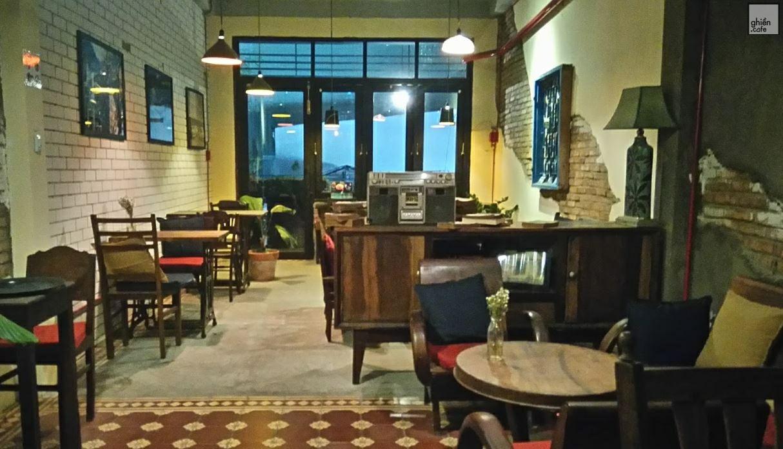 Tổ Café - Nguyễn Văn Thủ