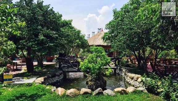 Tranh Quê Cafe - Côn Sơn