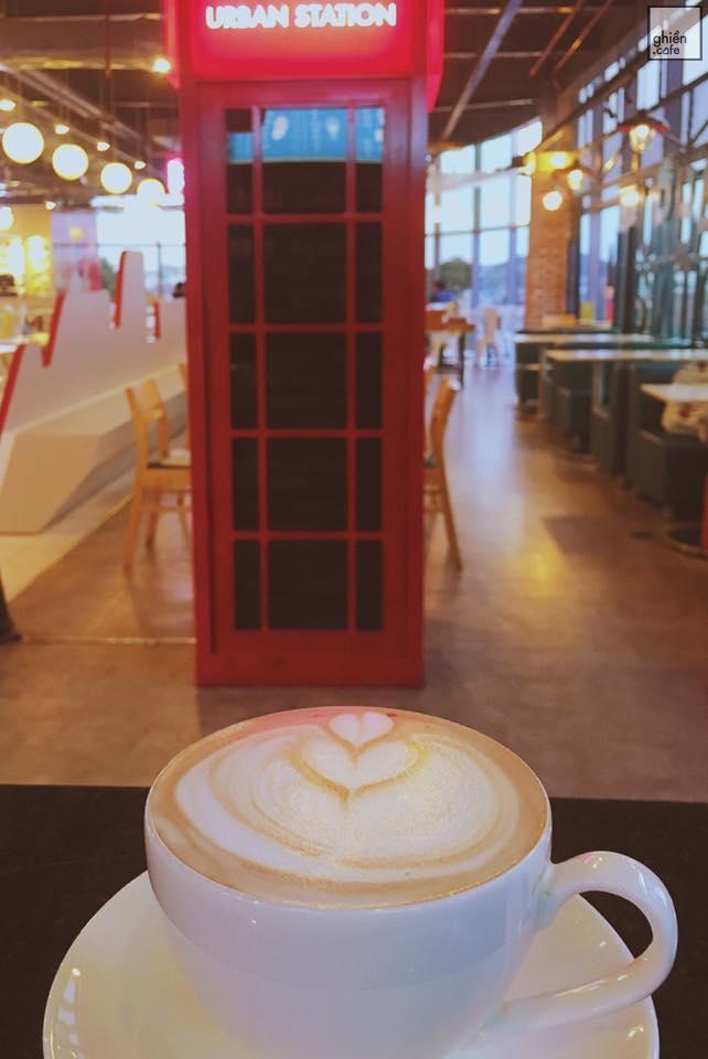 Urban Station Coffee Takeaway - Vincom Thủ Đức