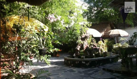 Vườn Cafe - Trần Phú