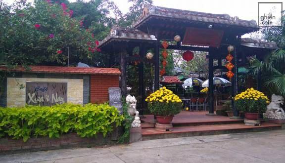 Xưa & Nay Cafe-An Dương Vương